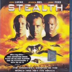 Film Blu Ray : Stealth ( original - subtitrare in lb.romana )