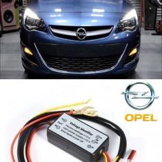 Modul Lumini De Zi (DRL) aprindere stingere automata faruri si lumini de zi 12v Opel