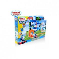 Set De Joaca Thomas & Percys Boulder Chase Race- Bhr97 - Trenulet Mattel