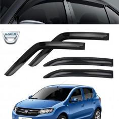 Paravanturi Fata Spate WeatherTech Dacia Sandero 2008-2016 - Paravanturi tuning