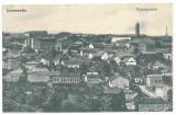 3567 - Bucovina, CERNAUTI,  Panorama - old postcard - unused, Necirculata, Printata