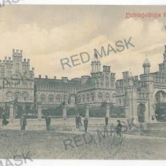 3571 - Bucovina, CERNAUTI, Metropolitan Residence - old postcard - unused - Carte Postala Bucovina 1904-1918, Necirculata, Printata