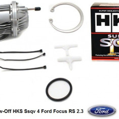 Supapa Blow-Off HKS Ssqv 4 Ford Focus RS 2.3 Ecoboost - Blow Off Valve