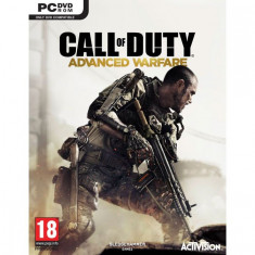 Call of Duty Advanced Warfare PC - Jocuri PC Activision, Shooting, 18+