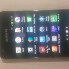 Samsung Galaxy S2 - Telefon mobil Samsung Galaxy S2, Negru, 8GB, Orange