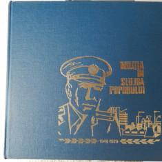 Album, Militia in slujba poporului