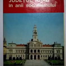 Judetul Arad in anii socialismului {Album} - Album Arta