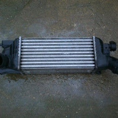 Radiator intercooler Peugeot 407 motor 2000 HDI an 2004 - Intercooler turbo, 407 SW (6E_) - [2004 - 2013]