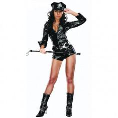 P215 Costum Halloween politista, Marime: S/M