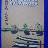 Cinteza de Galapagos - Stefan Zaides / C8P - Carte de povesti