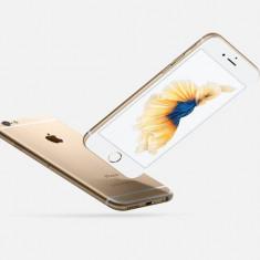 Apple iPhone 6S 128GB, gold - Telefon iPhone Apple, Auriu, Neblocat