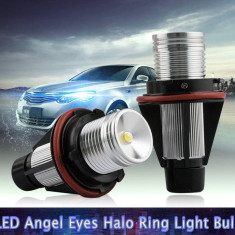 LED MARKER ANGEL EYES 7000K 10W 260lm BMW E63/E64 SERIA 6