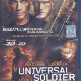 Film Blu Ray 3D: Soldatul universal: Ziua judecatii ( subtitrare in lb.romana )