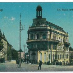 3564 - Bucovina, CERNAUTI, street Ferdinand - old postcard - unused - Carte Postala Bucovina 1904-1918, Necirculata, Printata