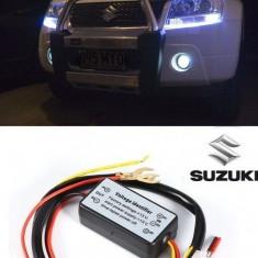 Modul Lumini De Zi (DRL) aprindere stingere automata faruri si lumini de zi 12v Suzuki