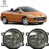 Proiectoare Ceata cu Leduri Osram Peugeot 307 CC 2004-2012 - Proiectoare tuning