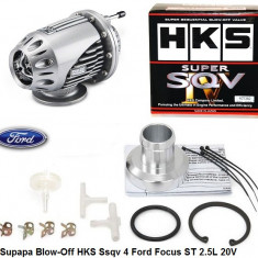 Supapa Blow-Off HKS Ssqv 4 Ford Focus ST 2.5L 20V - Blow Off Valve