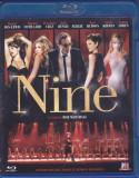 Film Blu Ray : Nine ( excelent muzical - original - subtitrare in lb.franceza )