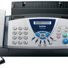 Fax Brother T104 - Imprimanta inkjet