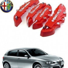 Capace Etrieri Brembo 3D Alfa Romeo 147 2000-2010