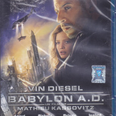 Film Blu Ray : Babylon A.D. ( sigilat, original - subtitrare in lb.romana ) - Film SF