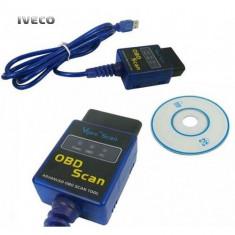 Interfata Diagnoza Tester Profesional Auto Iveco (VCDS) - Interfata diagnoza auto