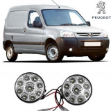 Proiectoare Ceata cu Leduri Peugeot Partner 2000-2010 - Proiectoare tuning