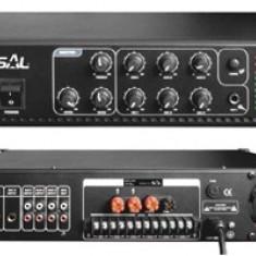 Amplificator, mixer universal (250 W) MPA 250 - Amplificator Clape