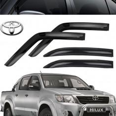 Paravanturi Fata Spate WeatherTech Toyota Hilux 2010-2015 - Paravanturi tuning
