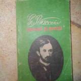 Versuri Si Proza - George Bacovia, 534709 - Carte poezie
