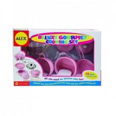 Set De Gatit Gourmet Deluxe Alex Toys