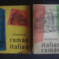 ALEXANDRU BALACI - DICTIONAR ROMAN ITALIAN SI ITALIAN ROMAN Altele