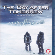 Film Blu Ray : The Day After Tomorrow ( original - subtitrare in lb.engleza )