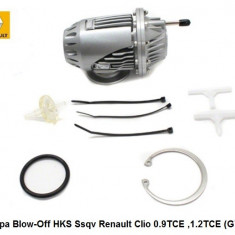 Supapa Blow-Off HKS Ssqv Renault Clio 0.9TCE, 1.2TCE (GT) - Blow Off Valve