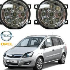 Proiectoare Ceata cu Leduri Opel Zafira B 2006-2013 - Proiectoare tuning