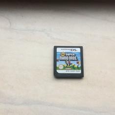 Joc Nintendo DS NEW Super Mario BROS, testat, limba engleza ! - Jocuri Nintendo DS, Actiune, 12+