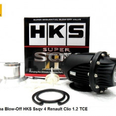 Supapa Blow-Off HKS Ssqv 4 Renault Clio 1.2 TCE - Blow Off Valve