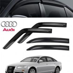 Paravanturi Fata Spate WeatherTech Audi A6 2004-2011 Berlina - Paravanturi tuning