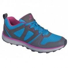Pantofi de sport pentru dame Trespass Trailite Harbour (FAFOTNK30001) - Adidasi dama Trespass, Culoare: Albastru, Marime: 36, 38, 39, 40