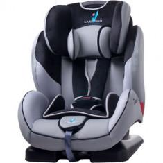 Scaun Auto Diablo XL 9-36 kg 2014 grey - Scaun auto copii grupa 1-2-3 (9-36 kg) Caretero, 1-2-3 (9-36 kg), Isofix, Gri