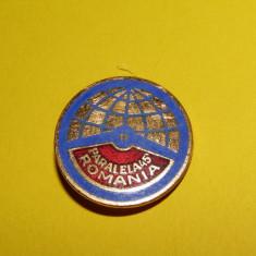 Insigna veche turism - Paralela`45 Romania
