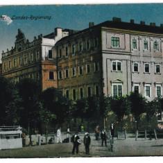 3562 - Bucovina, CERNAUTI, Market - old postcard - unused - Carte Postala Bucovina 1904-1918, Necirculata, Printata