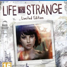 Joc software Life is Strange: Limited Edition PS4 Square Enix