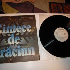 Disc VINIL ELECTRECORD: Corul de copii al Radioteleviziunii - Colinde de Craciun - Muzica Sarbatori