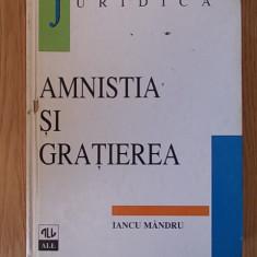 AMNISTIA SI GRATIEREA- MANDRU