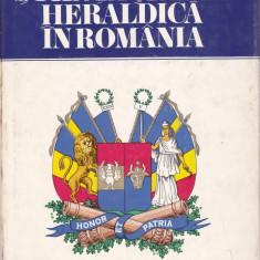 Carte: Dan Cernovodeanu – Stiinta si arta heraldica in Romania - Istorie