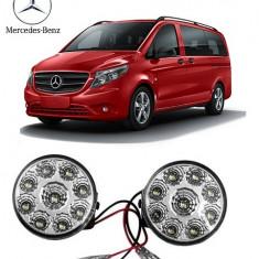 Proiectoare Ceata Led Mercedes-Benz Vito 2014-2016 - Proiectoare tuning