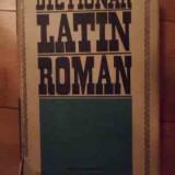 Dictionar Latin Roman - Gh. Gutu ,534536