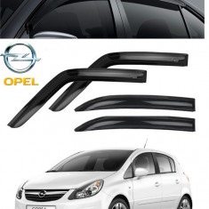 Paravanturi Fata Spate WeatherTech Opel Corsa 2006-2014
