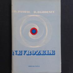 NEVROZELE Eduard Pamfil - Carte Psihiatrie